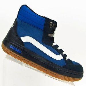 Vans Classic Leather Suede Men's Mid Sneaker